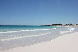 パースの綺麗なビーチ
