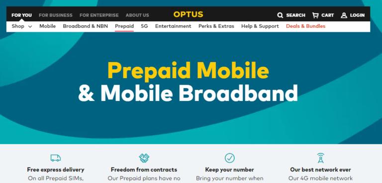 オーストラリアでプリペイドSIMを購入