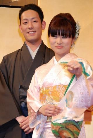 中村勘九郎の妻 前田愛はどんな人?