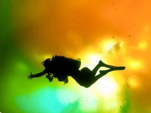 鹿児島 硫黄島で見れる水中オーロラのシーズン、硫黄島への行き方