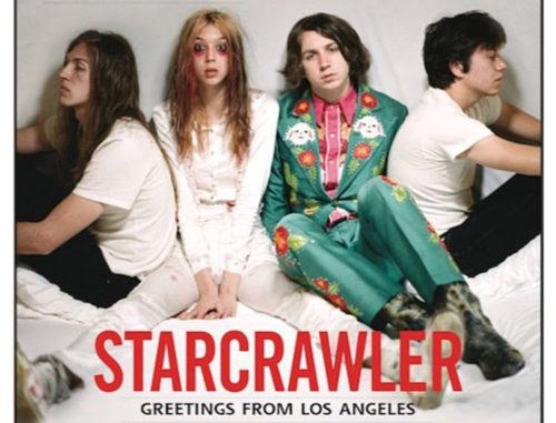 次世代ロックバンド スタークローラーがX-girlとコラボで可愛い