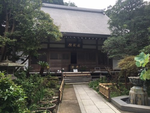 縁結びのパワースポット鎌倉 極楽寺にある成就院